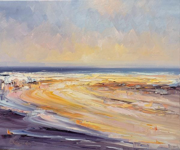 311 A Brand New Day 42, 91x76cm $ 1650,