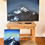Climb To The Top – Diptych – Set of Two