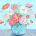 A New Day – Poppies Still life