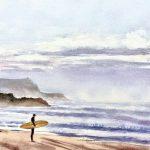 Sunshine Surfer, Lions Head, Noosa Heads
