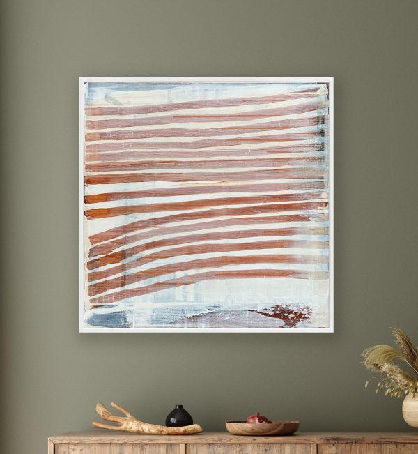 Desert Lines By David Weir