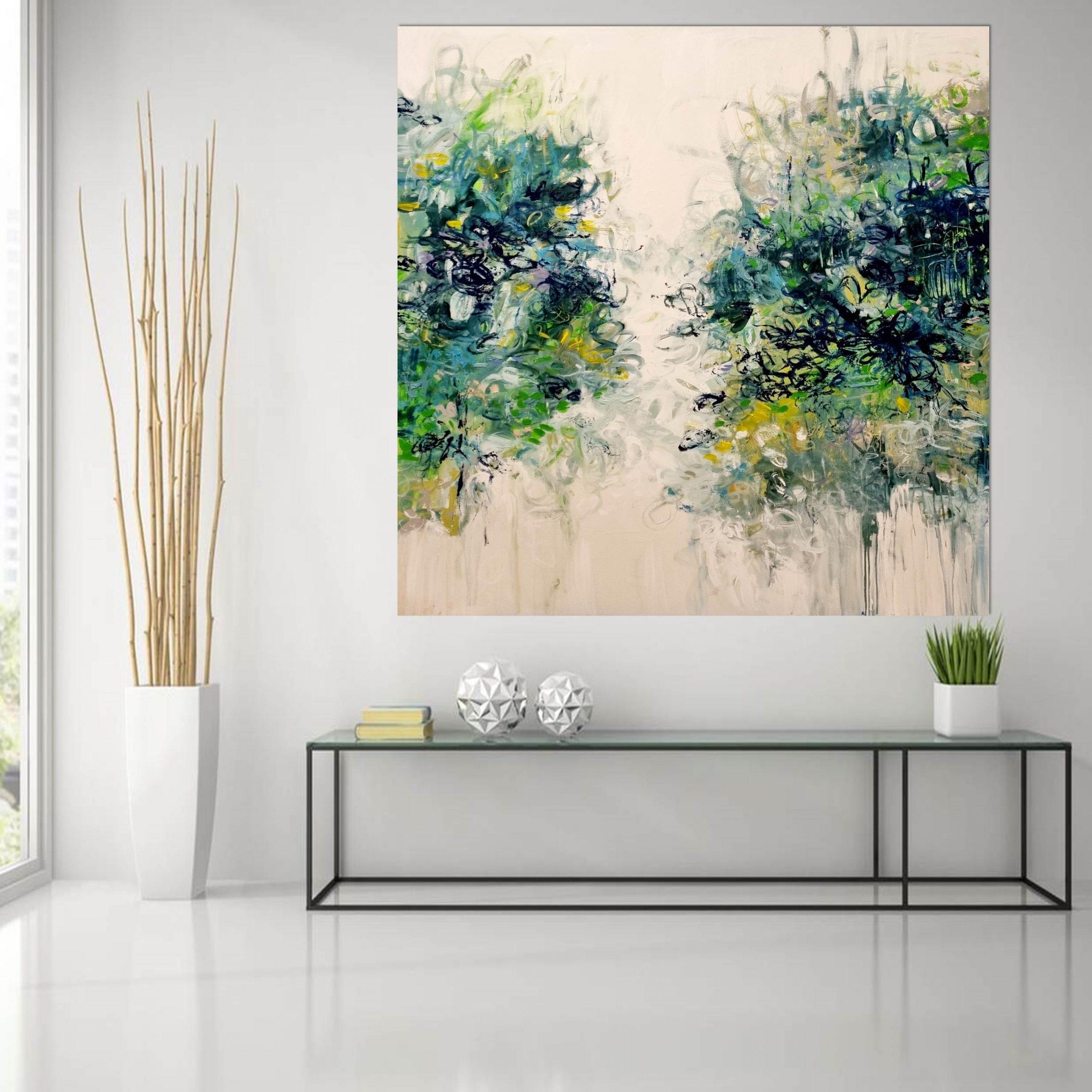 Evergreen Ii Glass Table High Rise