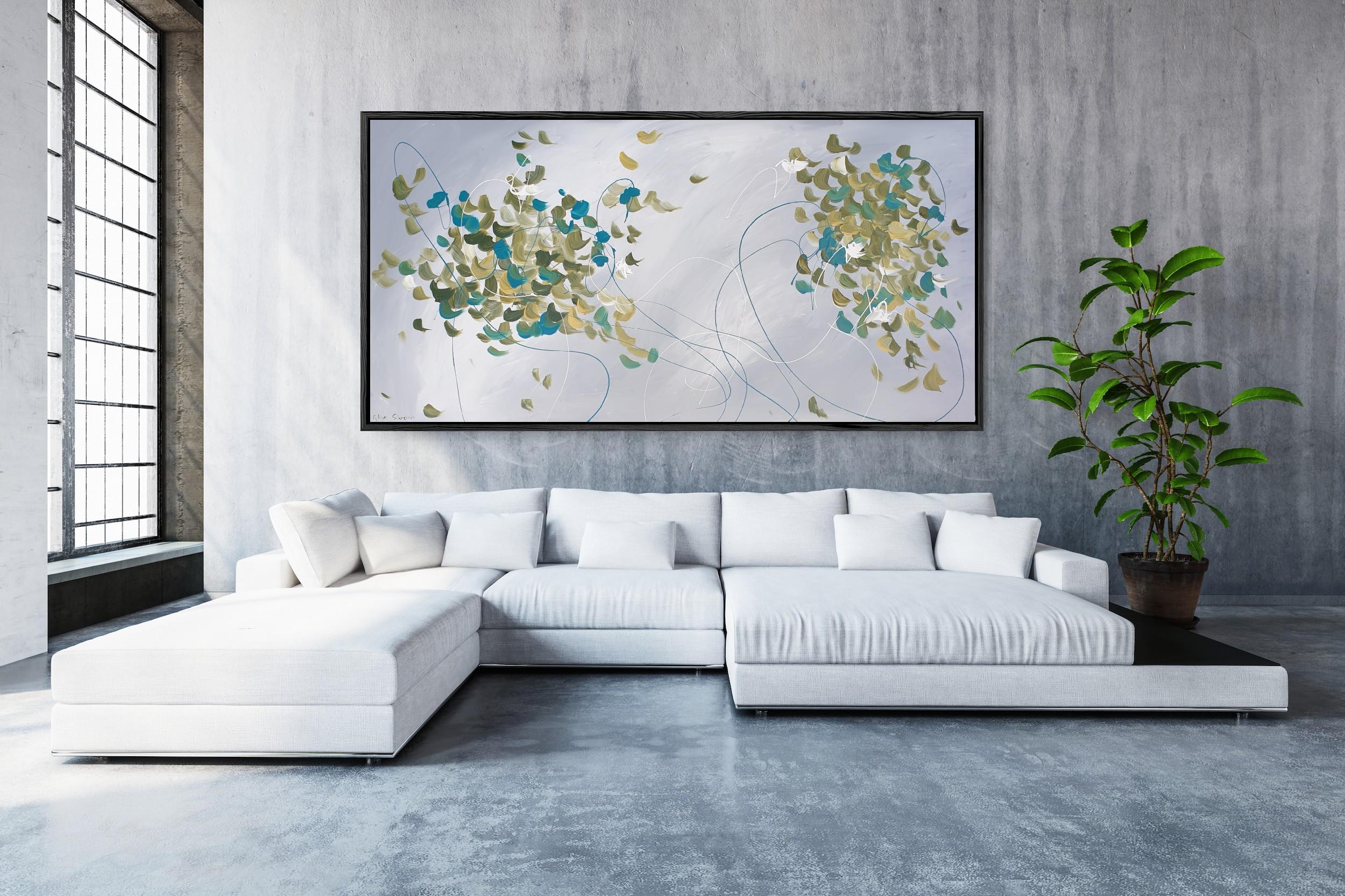 Gabriela Azar Schreiner Large Painting Abstract Art 11dggsggf4