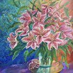 Abundance – Stargazer Lilies