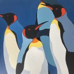 Penguins Abstracted