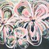 Pure Romance 2021 Jen Shewring 174x108cm Acrylic On Canvas Roll 184x117 120cm
