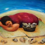 Shell Lady Dreaming