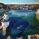 Sydney Harbour Limited Ed Print