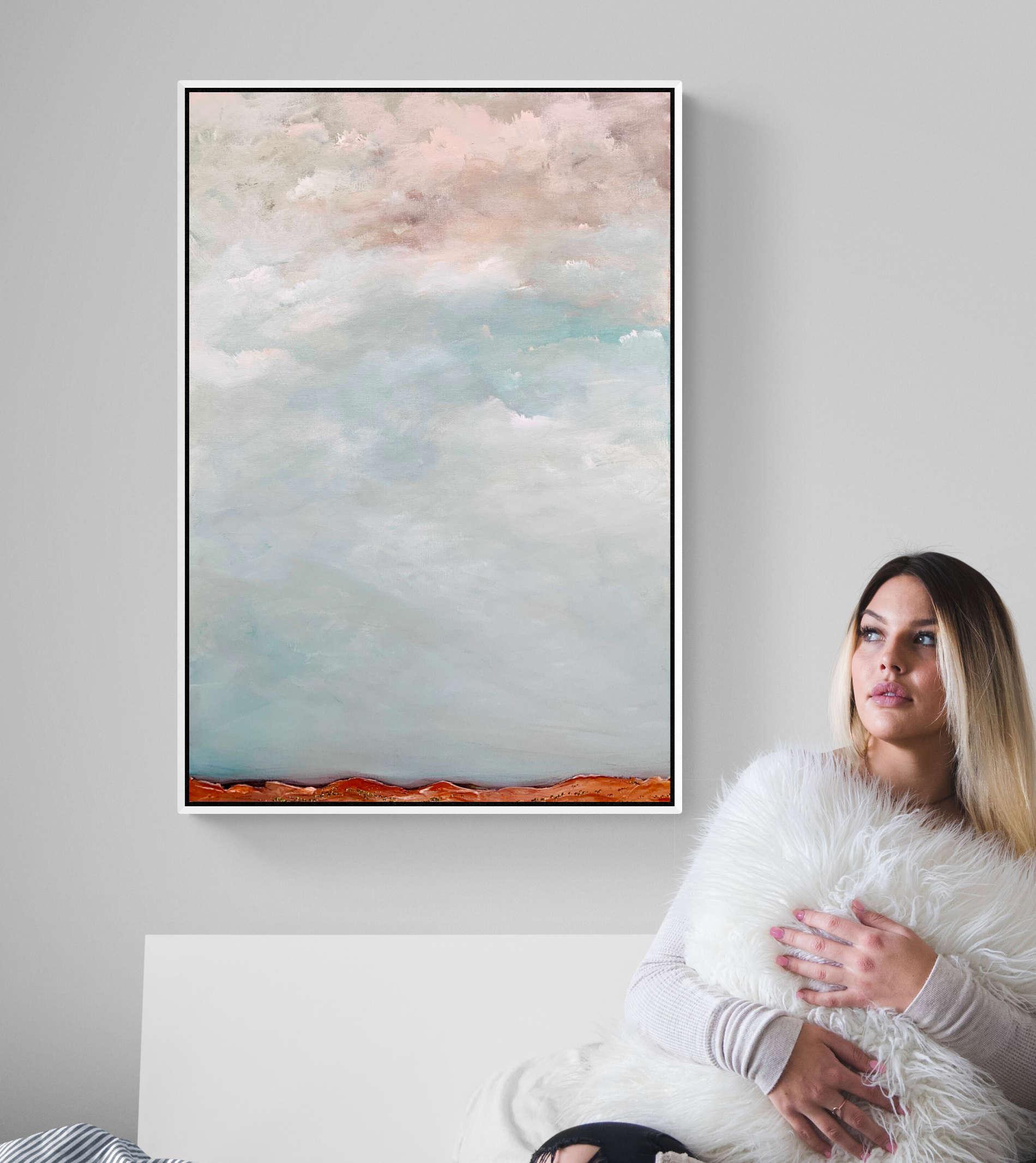 Tania Chanter Five Oclock Sky Landscape