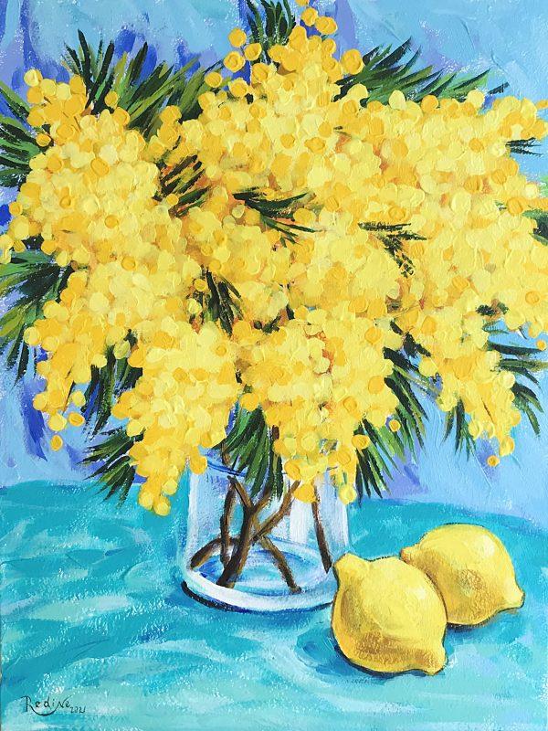 Wattle Lemons 1