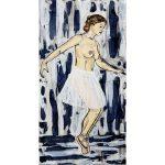 La Belle Ballerina 4 – Nude Woman Ballerina/Dancer