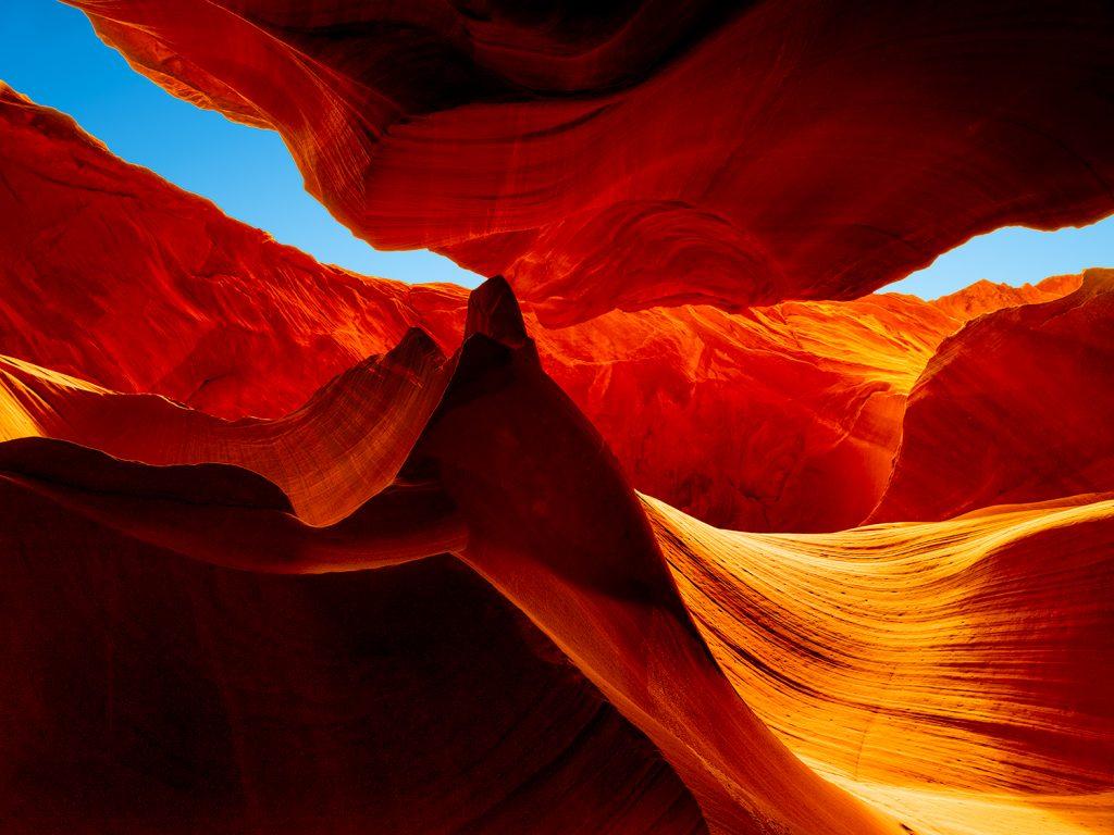 Obsidian Antelope Canyon Nikart Photography 1024x768