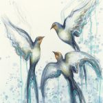Flight of the Swallows (Limited Edition 1 of 25)