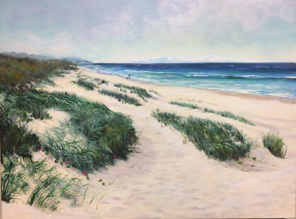 Time For A Beach Walk