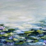 Waterlilies No 8