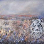 White Tiger : Hidden in the Fields