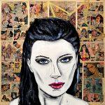 Wonderlust – Womans Face