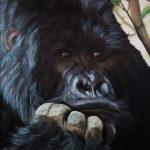 The Thinker – Gorilla Uganda