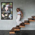 Vintage Chanel V