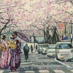 Sakura in the City III