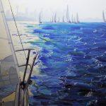 Afternoon Sydney sail