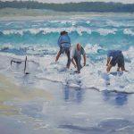 Beachwormers, Greenhills Beach