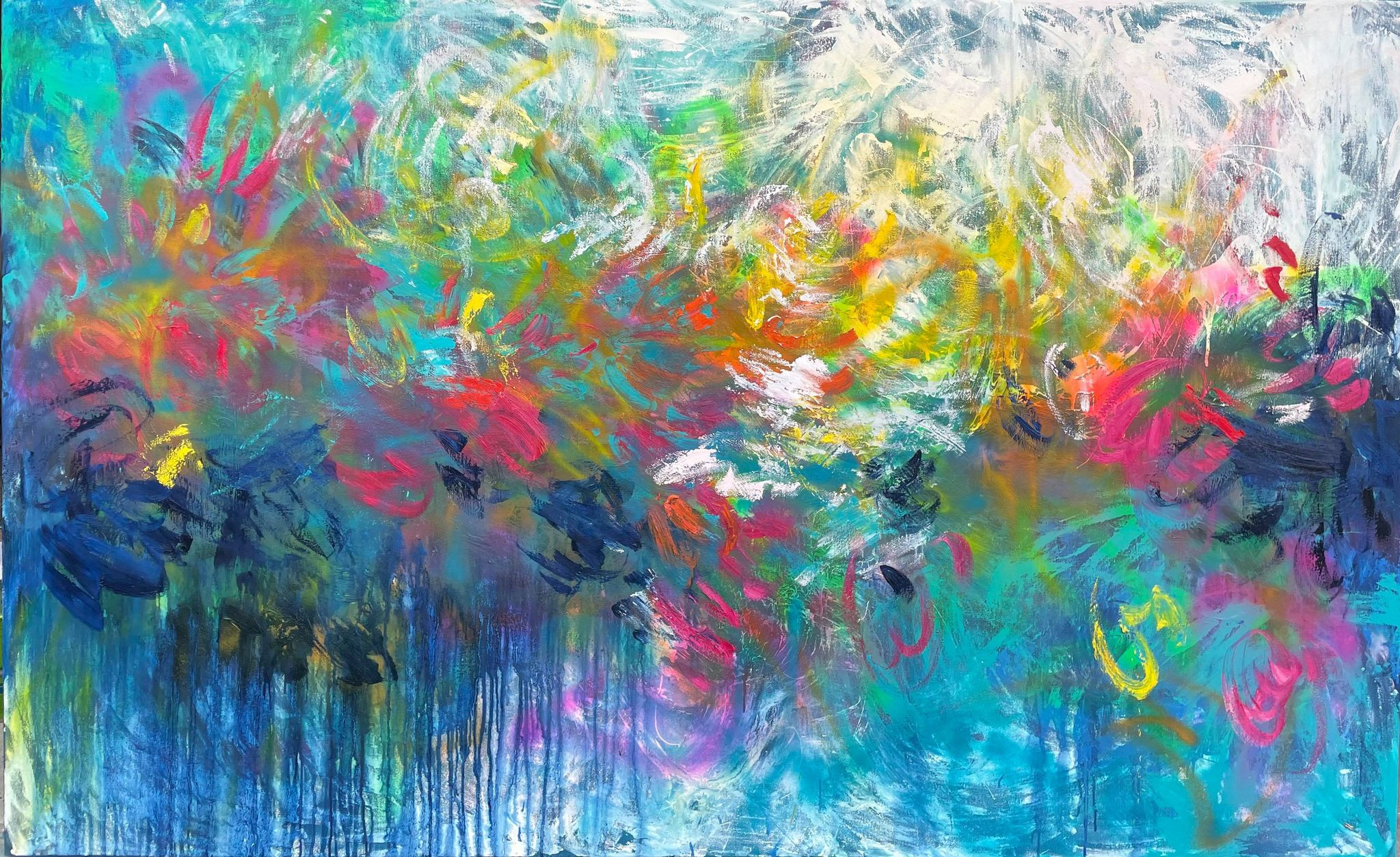 Belinda Nadwie Art Australian Artist Reef Life Main Og