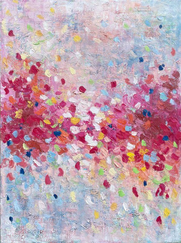Belinda Nadwie Art Australian Artist Wild Peach Blossom Main Og