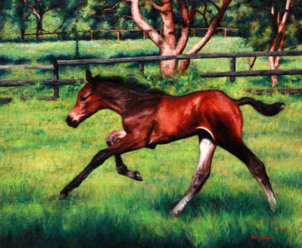 Born To Run Vicki Sullivan Artloversaustralia