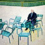 Chairs in a Paris