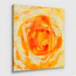 Peach Rose – Ltd Ed Print