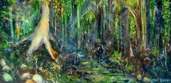 Green Rainforest 3