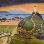 Llandwyn Island Lighthouse