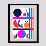 Moonstruck – Modernist Ltd Ed print