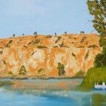 Swan Reach Cliffs