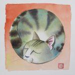 Circle Cat No 1
