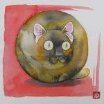 Circle Cat No 2