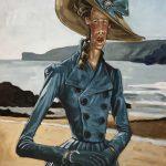 "Coastal Costume Drama – ""She Shells Shea Shells"""