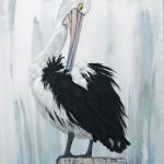 Feather 2 – Australian Pelican