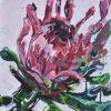 Rebecca Hill Art King Protea