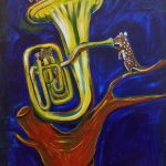 Quolls on the Tuba