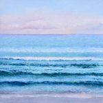 A Warm Summer Breeze – Ocean art