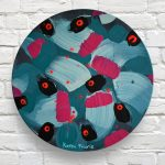 Lucky in Love – Australian Beauty Abstract Floral