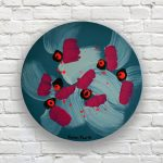 So Lucky In Love – Australian Beauty Abstract Floral