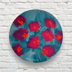 Madly in Love – Australian Beauty Abstract Floral Love Story