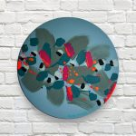 Oh So Happy – Australian Beauty Abstract Floral