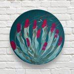 Joyful Happy Life – Australian Beauty Abstract Floral