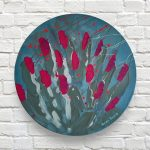 So in Love – Australian Beauty Abstract Floral