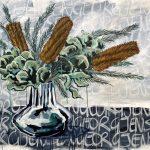 Banksias and Hakea in Georg Jensen