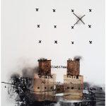 Composition No. 295 Thirteen Crosses